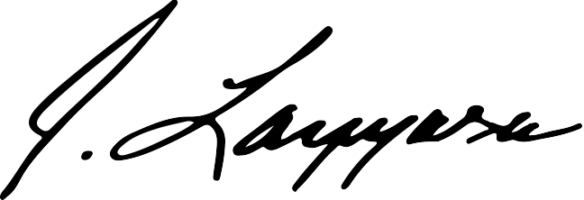 Joyce Lazzara's Signature
