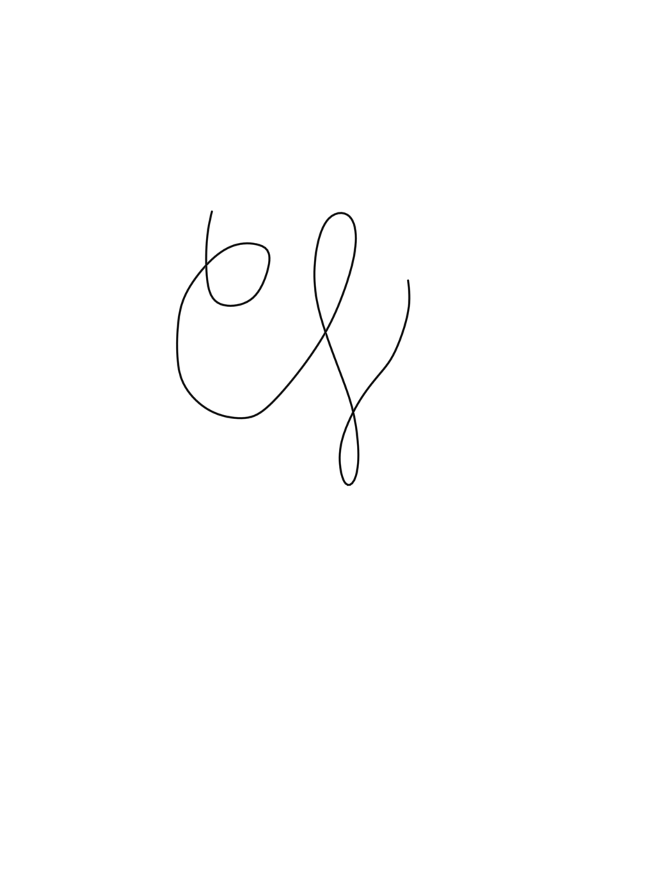 Catherine Fridey's Signature