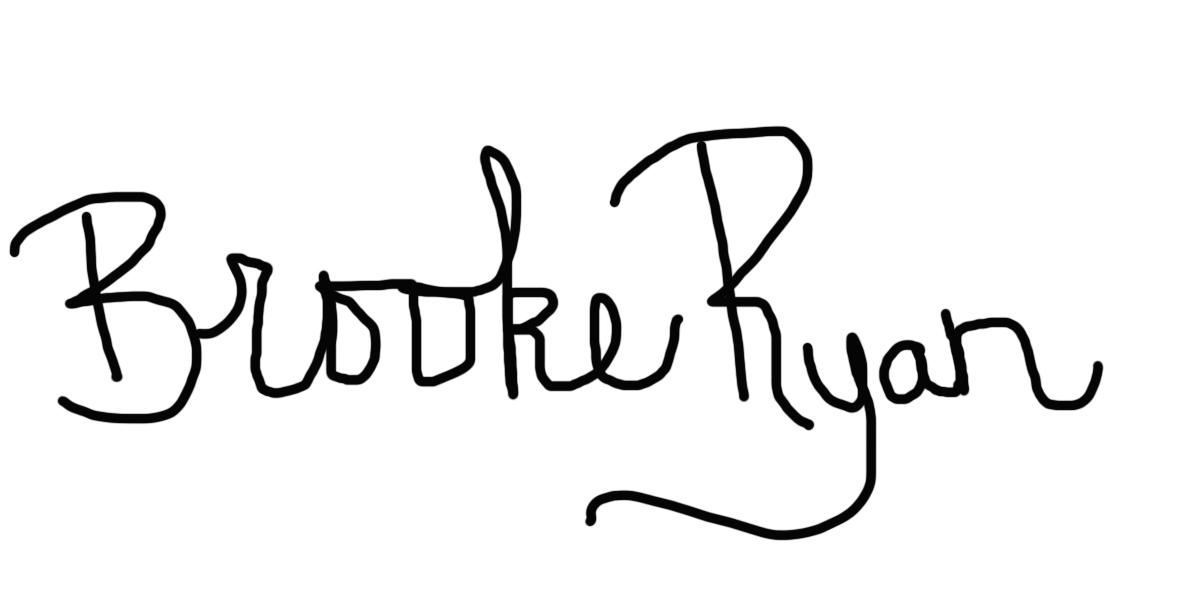 Brooke Ryan's Signature