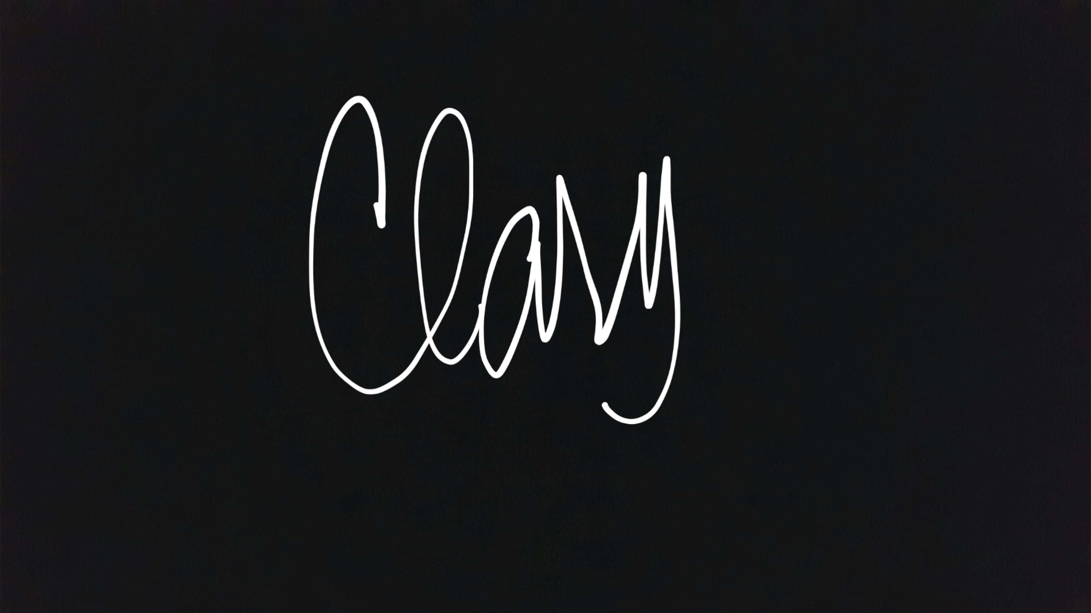 Clary Meserve's Signature