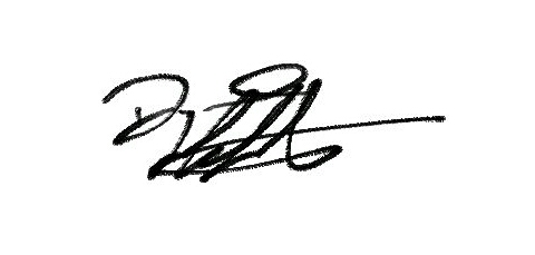 David Heffernan's Signature