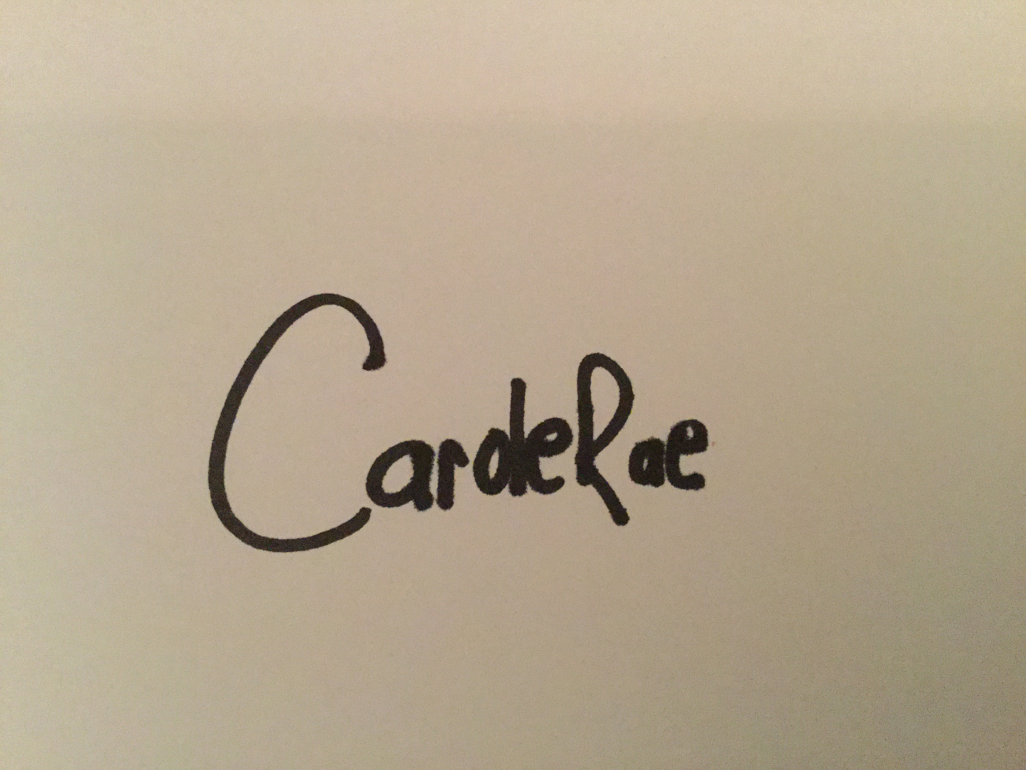 Carole Lerman's Signature