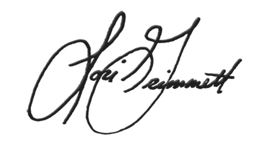 Lori Grimmett's Signature