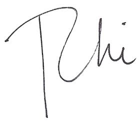 Rhiannen john's Signature