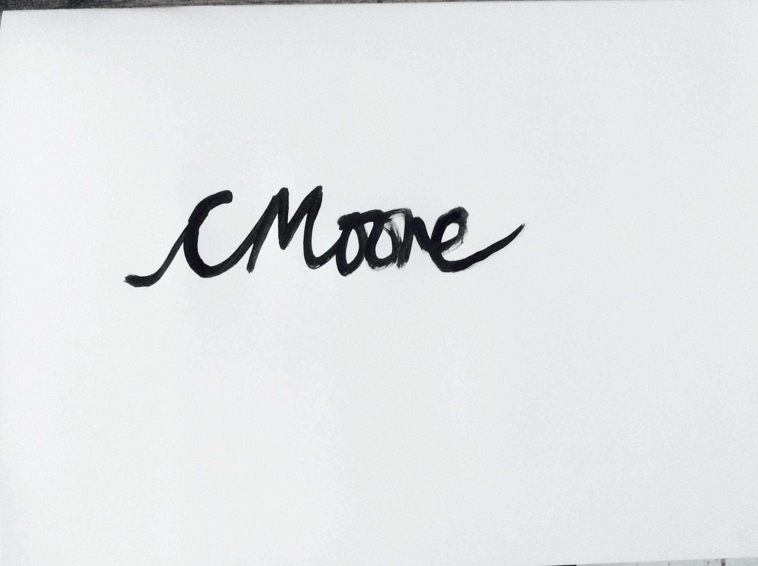 Charlotte Moore's Signature