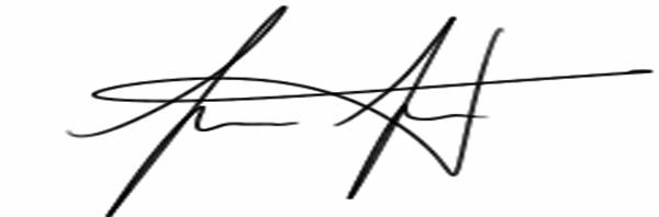 Javier Toledo's Signature
