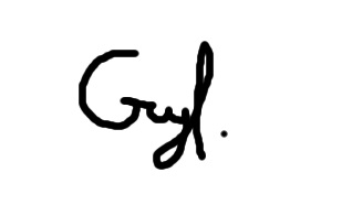 Guy Geva's Signature