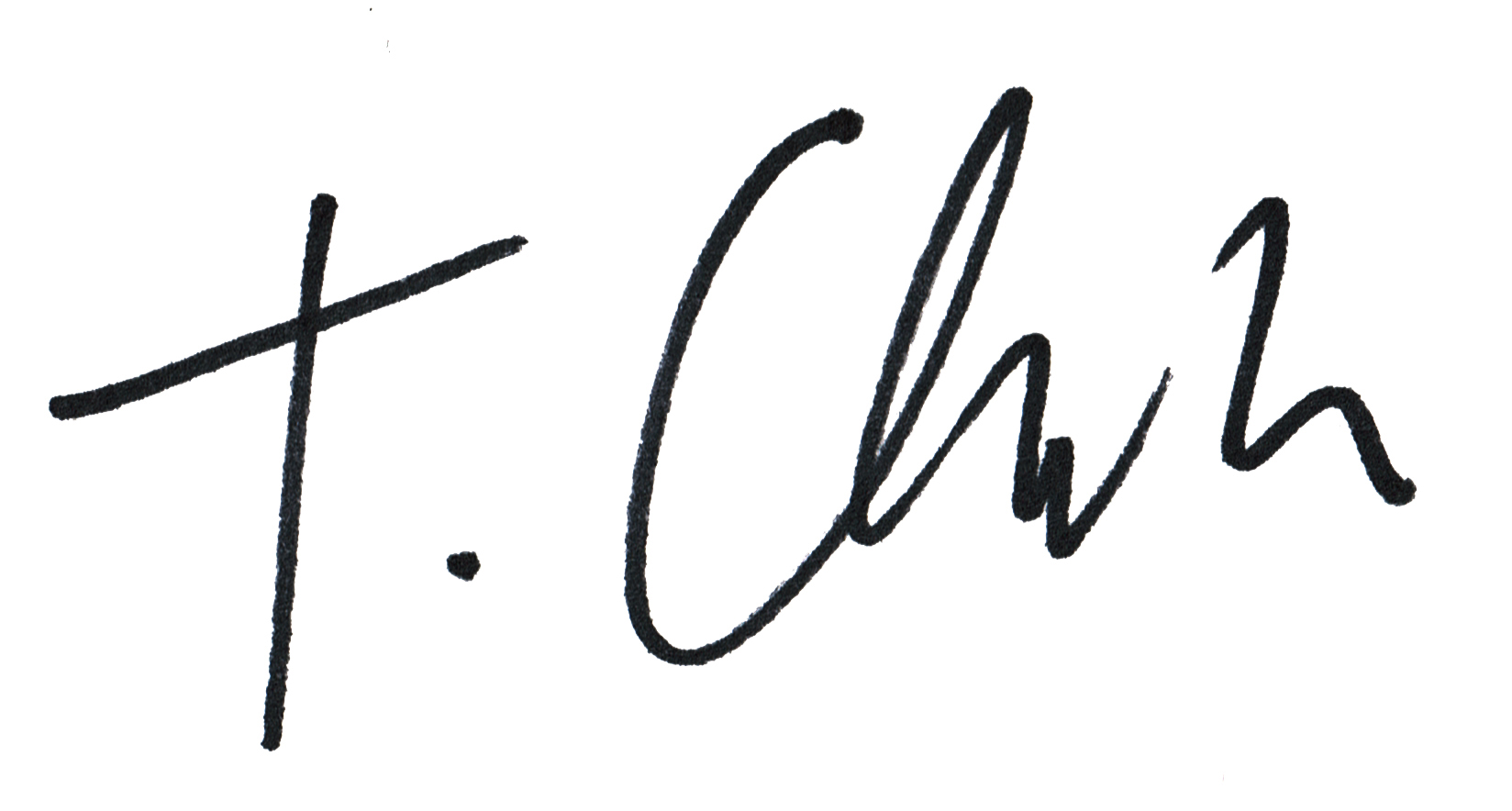 Tom Clark's Signature