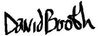 David Booth's Signature