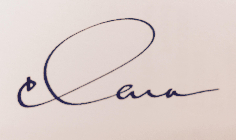 CLARISSE MEDINA's Signature