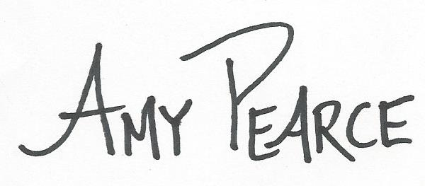 Amy Pearce's Signature