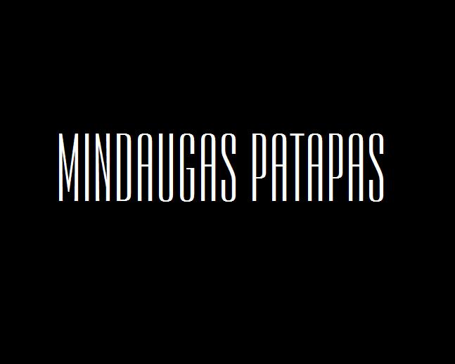 Mindaugas Patapas's Signature