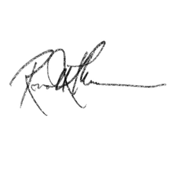 Ronald Munar's Signature