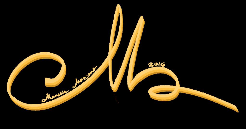 Mandie Manzano's Signature