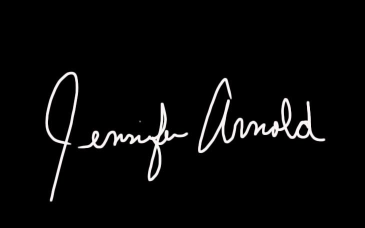 jennifer Arnold's Signature