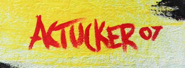 Adrien Tucker's Signature