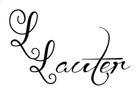 L. Lauter Fine Art's Signature