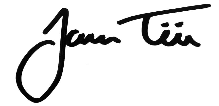 Jaana Tiitinen's Signature