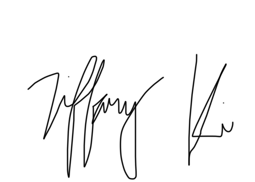 Tiffany Ki's Signature