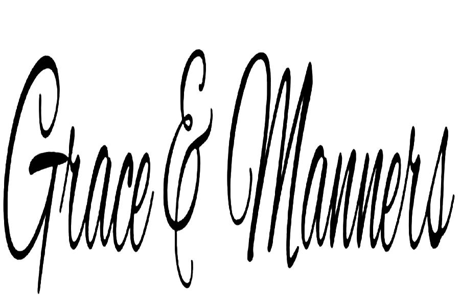 Grace and Manners's Signature