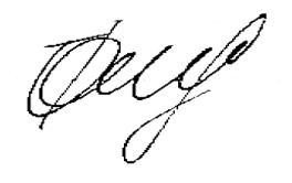 Verlena Van Adel's Signature