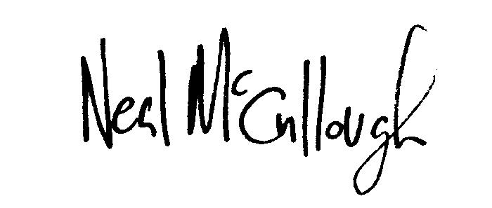 Neal McCullough's Signature
