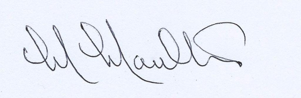 Mackenzie Moulton's Signature