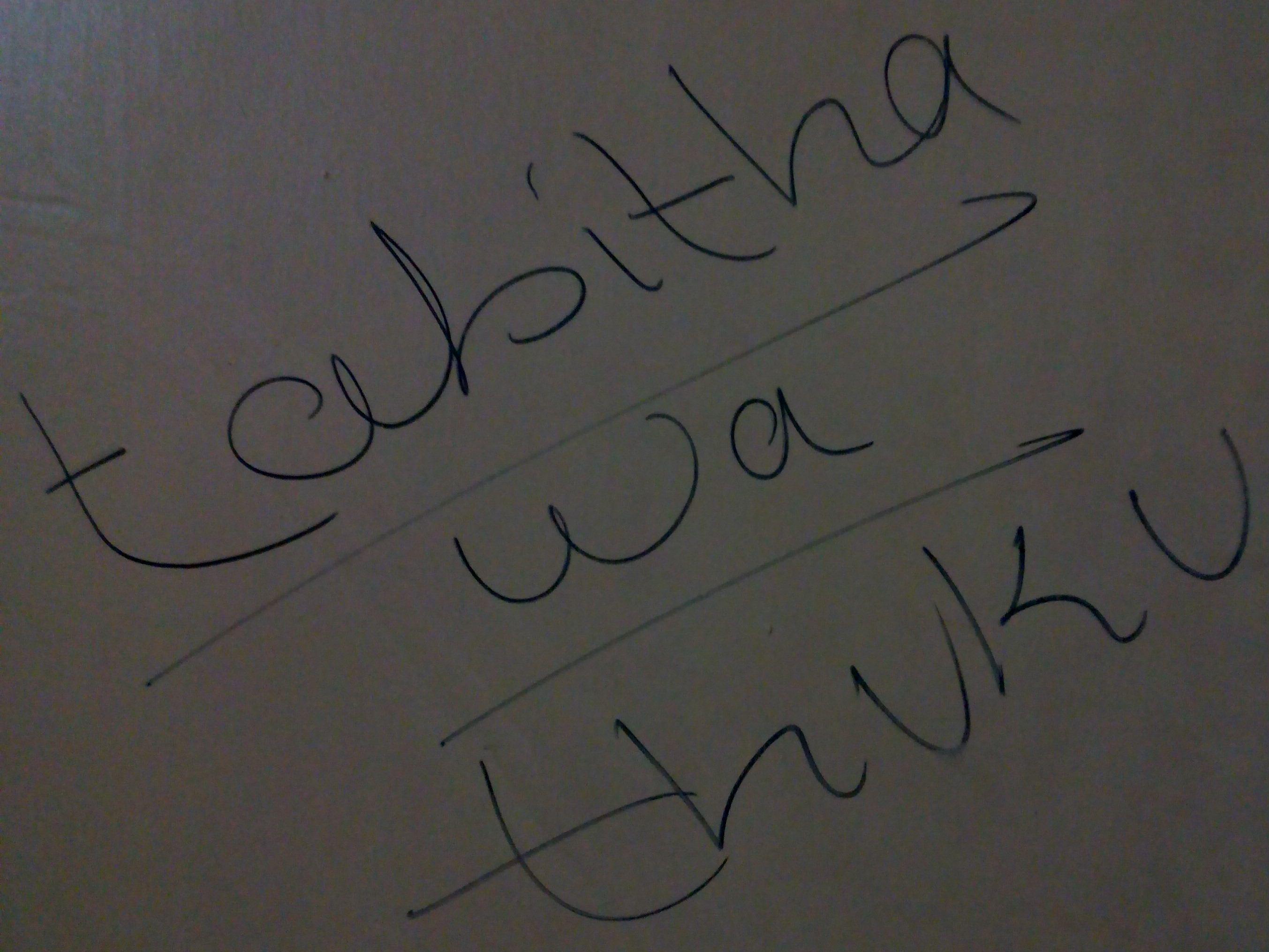 Tabitha Wa thuku's Signature