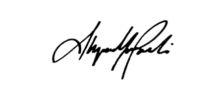 Alyssa Parlier's Signature