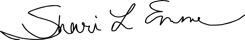 Shari Emme's Signature