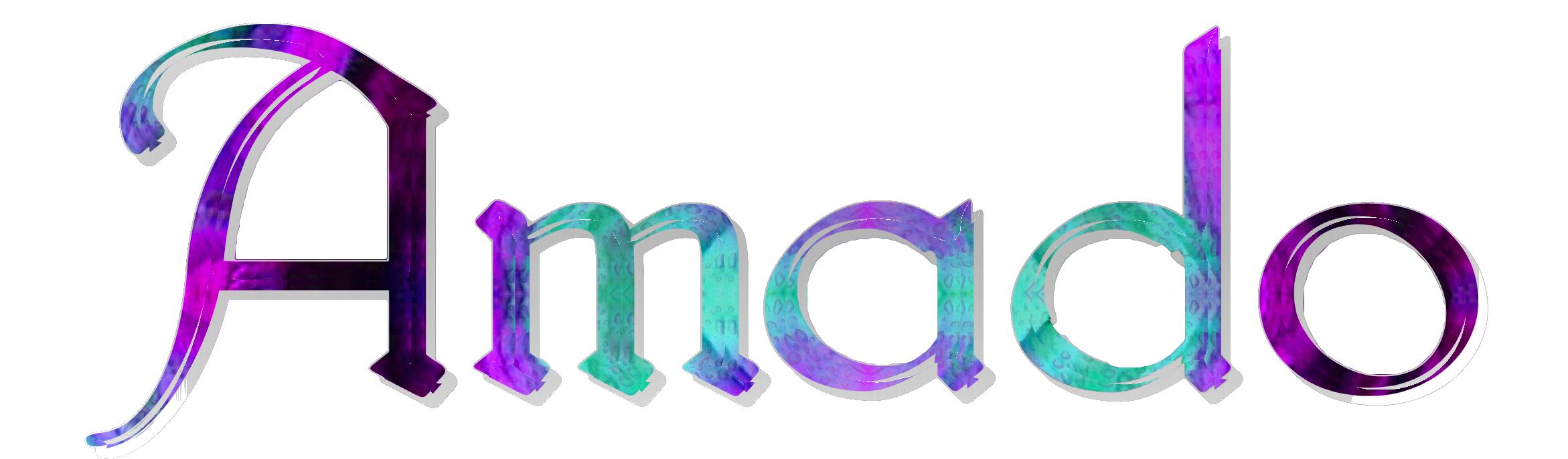 Amado's Signature