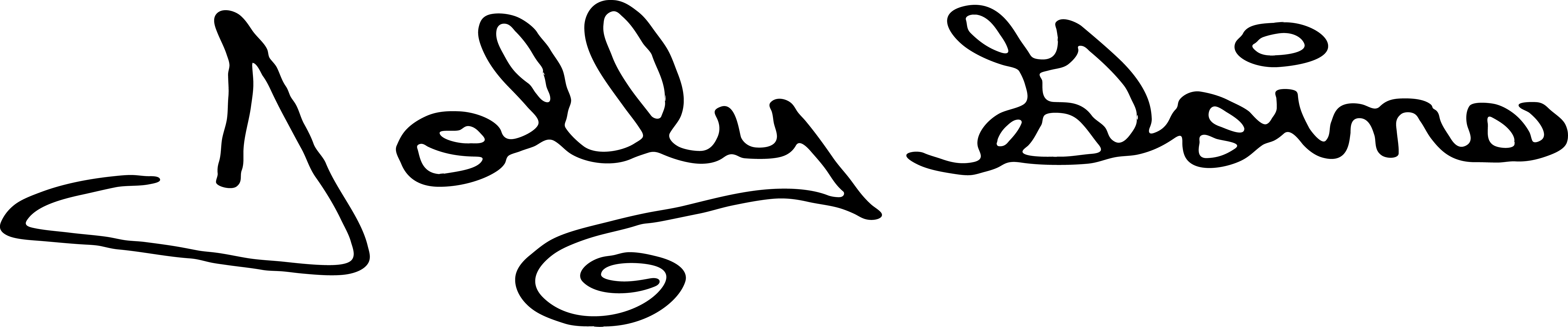 Jolly Goins's Signature