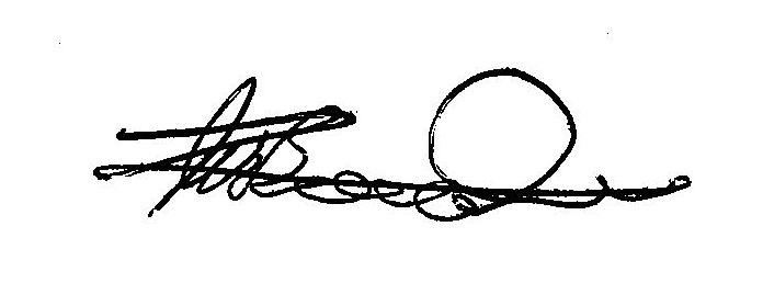 Hannah Boaden's Signature