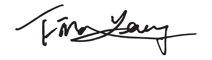 Fina Yeung's Signature