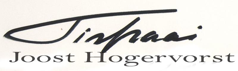 JP Hogervorst's Signature