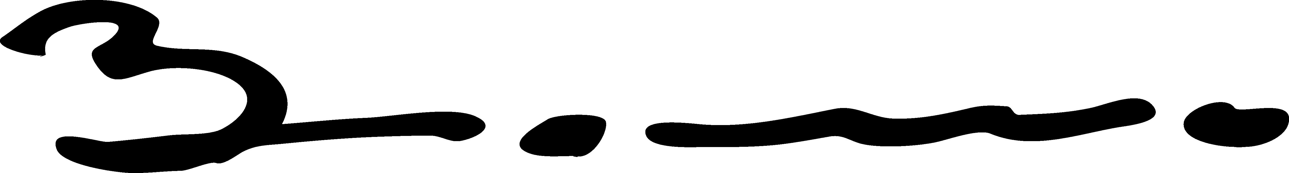 Wilfredo calvo's Signature
