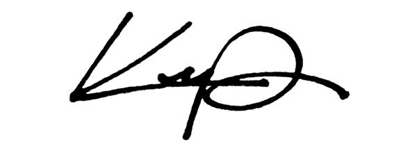 Kayla Pohovich's Signature