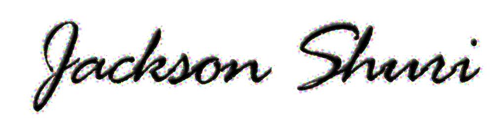 Jackson  Shuri's Signature