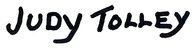 Judy Tolley's Signature