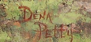 Dena Petty's Signature