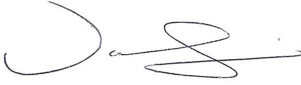 Vanessa Garcia's Signature