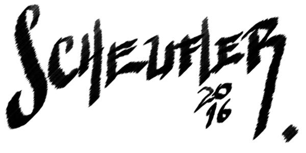Newton Scheufler's Signature