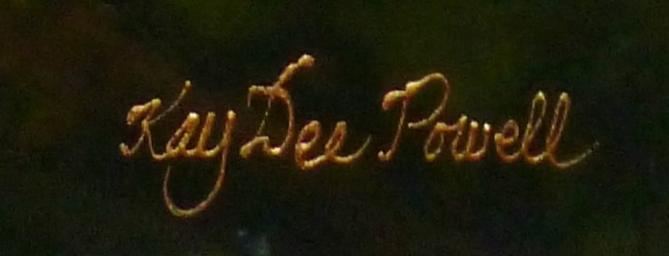 Kay Dee Powell's Signature