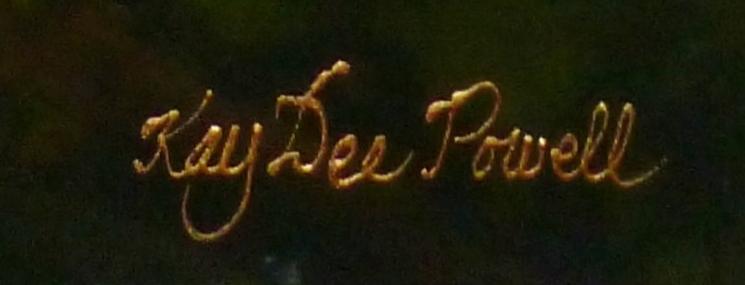 Kay Dee Powell's Signature