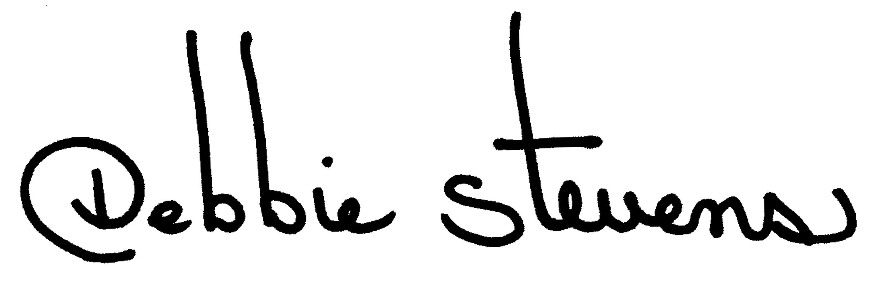 Debbie Stevens's Signature