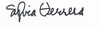 Sylvia Herrera's Signature