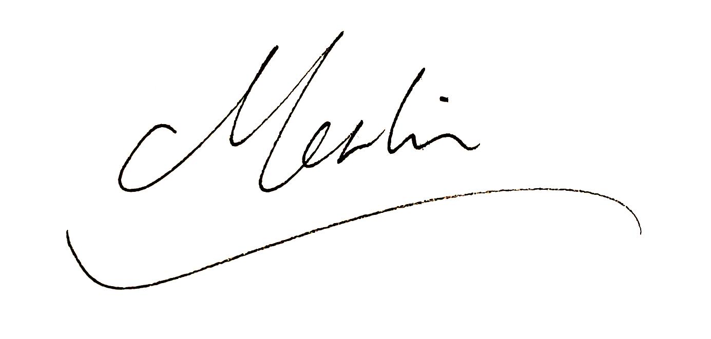 merlin porter's Signature