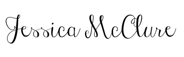 jessica    Mcclure's Signature