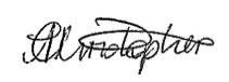 Aleka Sea's Signature