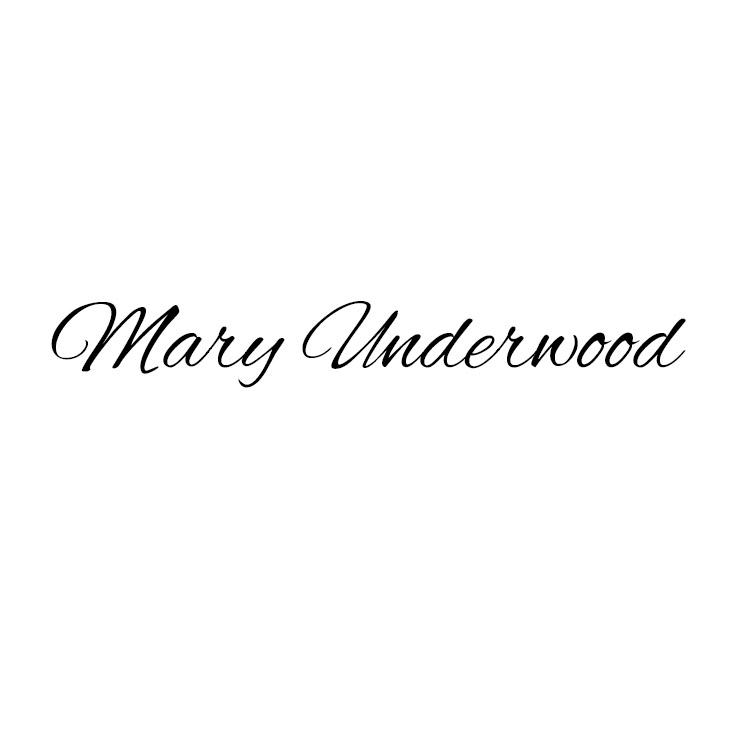 Mary Underwood's Signature